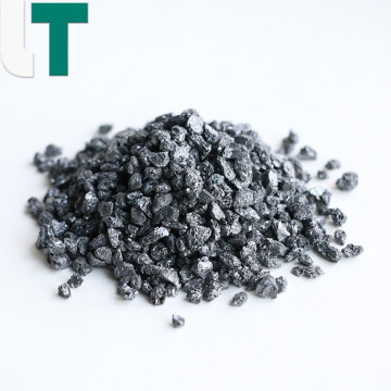 Black silicon carbide powder for precision grinding of watch and jewelry glass