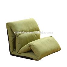 Cadeira sem pernas com braço Easy Carrying Folding Cama de solteiro Estilo Sofá cama