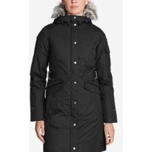 Kvinnors Ultralight Hooded Down Jacket Puffer Parka