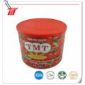 Bio und gesunde 400g Dose Tomatenpaste von hoher Qualität
