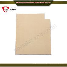 China al por mayor ISO9001: 2008 placa de armadura del ejército