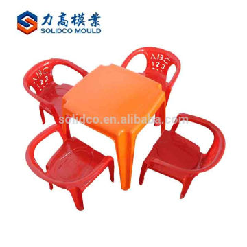 Plastic table and chair household mold plastic table mold making