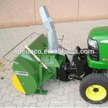 soplador de nieve para tractor 604
