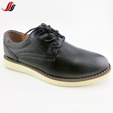 New Style Men Casual Leather Shoes Fashion Shoes (FF715-3)