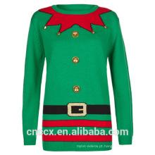 14STC8018 camisola de Natal