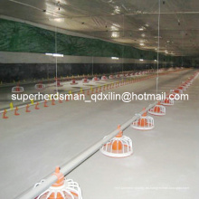 Equipo completo de aves de corral automáticas de alta calidad para pollo de engorde
