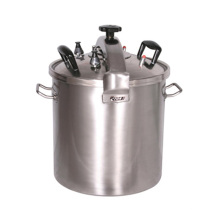Deluxe Stainless Steel Pressure Cooker 51L