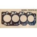 Junta de cabeça de cilindro para Toyota 5L