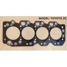 Selo de juntas de cabeça de cilindro para Toyota 2c