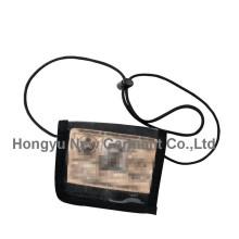 Porte-badge personnalisé personnalisé en forme de cou (HY-PC023)