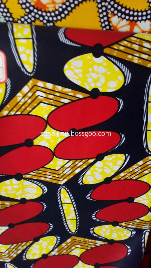 Imitation Wax Fabric