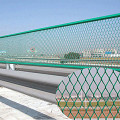 PVC Coated Expanded Metal Fence for Highway