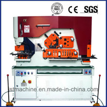Hydraulic Metal Steel Iron Worker Machine for Multiple Fuctions (Q35Y-16, Q35Y-20)