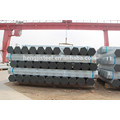 Verzinkt geschweißter Stahlrohrpreis pro Tonne mit hoher Qualität