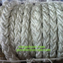 Polyester Rope Marine Hawser 104mm