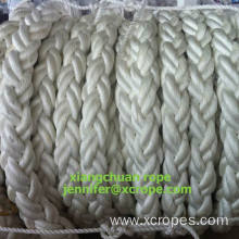China for Polyester Braided Rope Polyester Rope Marine Hawser 104mm supply to San Marino Manufacturers