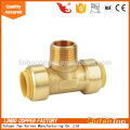 Brass water meter connection fittings brass water meter pipe fitting, water meter pipe nut