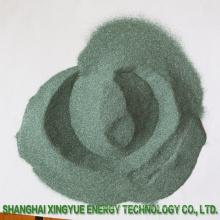 Grânulos de carboneto de silicone preto e verde papel de areia para polimento