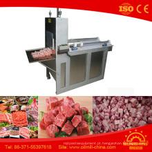 Máquina de corte portátil de carne congelada Máquina de corte de carne portátil