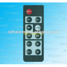 3M Self-Adhesive Membrane Button With Reverse Side Printing