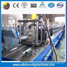 almacenamiento de máquina de bastidor vertical trasiego máquina formadora de rollos