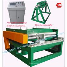 Máquina automática de corte e corte