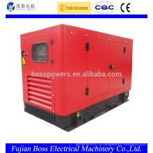 Генератор переменного тока большой мощности 728KW с двигателем Cummins