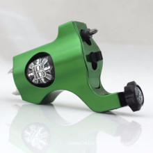 KNIGHT GEN2 ROTARY TATTOO MACHINE - Liner and Shader Clip Cord - Green