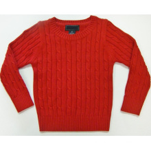 15CSK040 kids holiday cashmere sweater christmas sweaters