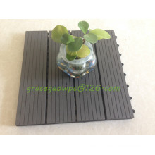 Boardway Decking Composite Wood Tiles Balcony Veranda Patio Flooring WPC