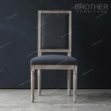 Fabricant sans bras à manger chaise / café à manger chaises / à manger chaises classique