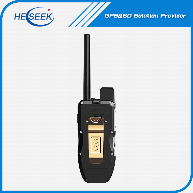 Digitale Two Way Radio GPS Tracking