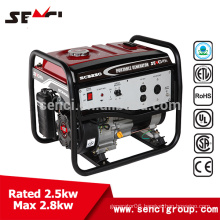 Low Noise Silent Super Quiet Genset generator and Parts