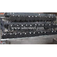 High Quality Round Black Annealed Steel Pipe