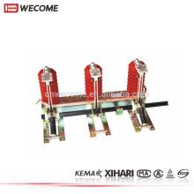 Tablero de distribución de voltaje medio Interruptor de tierra certificado KEMA