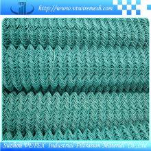 Malla de enlace de cadena de acero inoxidable 304L