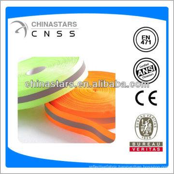 EN471 high visibility reflective ribbon