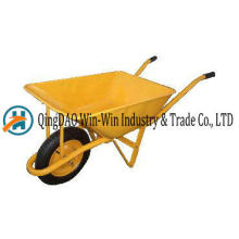 Wheelbarrow Wb2203 roda de roda de borracha