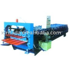 Doble layer roll forming machine