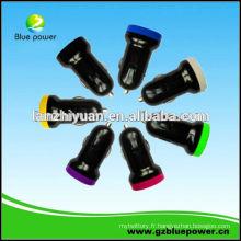 2013 Wholesale Alibaba Aliexpress Micro USB Adaptateur de chargeur de voiture portable / 5V 1A Chargeur automatique