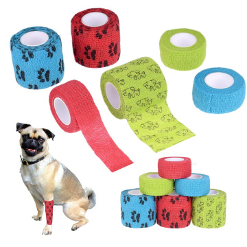 Medical Pet Healthcare Animal Cohesive Bandages