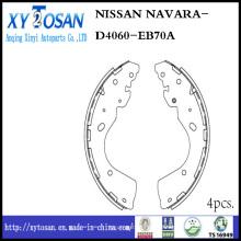 Sapata de freio para Nissan D4060-Eb70A