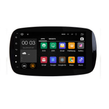 1din Android For Mercedes Benz SMART 2015-2017