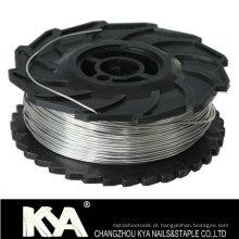 0.80mm Rebar amarrar fio para construção, decoração, embalagem
