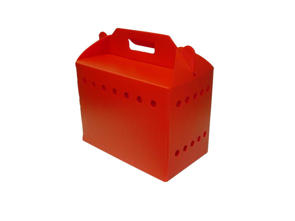 Corrugated Plastic Pet Bins