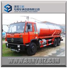 Dongfeng 20000L 210HP Rhd Aspiration à vide