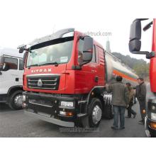Sinotruk Euro 4 Gasoline Oil Fuel Truck