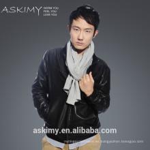 2015 bufanda de moda de alta calidad de punto para el hombre
