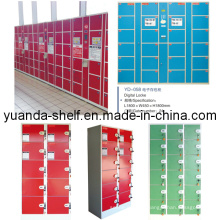 Metal Steel Customer Storage Locker for Supermarket
