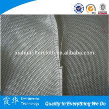 Rouleau filtrant en fibre de verre à isolation thermique de haute qualité